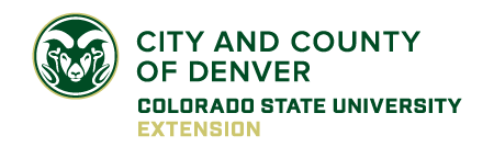 Denver County Extension